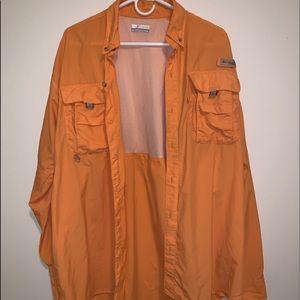 Columbia Long Sleeve PFG Shirt